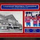 Maurice Richard, Jean Beliveau, Guy Lafleur Signed Ltd Ed 23 - 8x10 Photograph