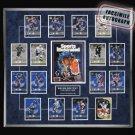 Gretzky Retirement Upper Deck Card Set, Facsimile Signed - Ltd Ed of 99