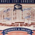 TML Gardens Final Ticket - Stanley, Kennedy, Bower & Kelly - 16x20 Photograph