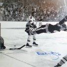 "Bobby Orr """"The Goal"""" Autographed 16x20 Photograph - Boston Bruins"