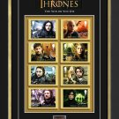Game of Thrones - UK Royal Mail Limited Edition 199/199 - Postage Collection