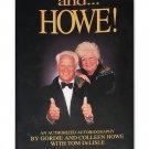 """Gordie Howe Book """"""""And Howe"""""""" - Detroit Red Wings"""