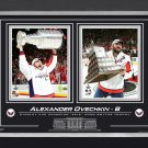 Alexander Ovechkin Stanley Cup Champion, Ltd Ed /88 - Washington Capitals