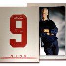 """Gordie Howe """"""""Nine"""""""" Book - Autographed - Detroit Red Wings"""