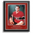 "Maurice """"Rocket"""" Richard Autographed 16x20 Photo Ltd Ed /9 - Montreal Canadiens"