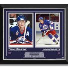 Teeemu Selanne Framed Collector Photos, Ltd Edition 113/113 - Winnipeg Jets