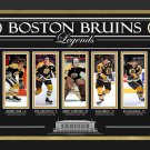 Orr, Esposito Cheevers, Neely, Bourque, Ltd Ed 1 of 199 - Limited Edition