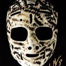 Gerry Cheevers The Mask Signed 10x15, Ltd Ed /199 - Boston Bruins