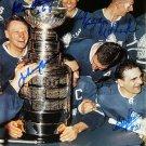 TML Cup Celebration - Stanley, Bathgate, Bower, Baun & Shack - TO Maple Leafs