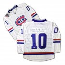 Guy Lafleur Platinum Edition Career Jersey #1 of 10 - Autographed - LTD ED 10