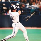 Pat Borders, Toronto Blue Jays World Series Champion - 8x10 Swing