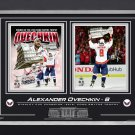 Ovechkin, Stanley Cup Champ & Conn Smythe Winner 1/88 - Ltd Ed 1/88, Collage