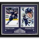 Patrick Laine Framed Collector Photos, Ltd Edition 129/129 - Winnipeg Jets