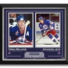 Teeemu Selanne Framed Collector Photos, Limited Edition /113 - Winnipeg Jets