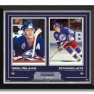 Teeemu Selanne Framed Collector Photos, Ltd Edition 13/113 - Winnipeg Jets