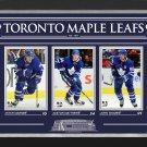 Auston Matthews, Mitch Marner, John Tavares Ltd Ed 91/99 - TO Maple Leaf Stars