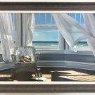 """""""""""Gentle Reader"""""""" Framed Print by Karen Hollingsworth - Canvas"""