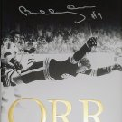 "Bobby Orr """"My Story"""" Book - Autographed - Boston Bruins"