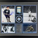 Darryl Sittler Signed 10-Point NHL Record Game, Ltd Ed 1/127 - TO Maple Leafs