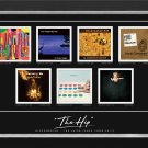 The Tragically Hip Albums, Later Years Discography - Museum Framed Presentation