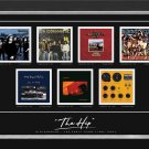 The Tragically Hip Albums, Early Years Discography - Museum Framed Presentation