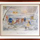 Limited by Kelly, Howell, Bower, Hull, H Richard, Cheevers - Signed Ltd Ed /201