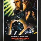 Blade Runner - Vintage Movie Poster - Framed Art Print