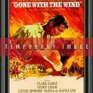 Gone With The Wind - Vintage Movie Poster - Framed Art Print