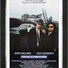 The Blues Brothers - Vintage Movie Poster - Framed Art Print