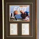 Bobby Hull, Brett Hull Autographed Photo - Chicago Blackhawks, St. Louis Blues