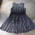 NWOT Eliza J Printed Sleeveless Fit & Flare Sheath Dress 14W