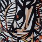 NWT RICHARD MAICOLM Printed Linen Blend Beaded Sheath Dress 4
