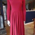 NWT COLDWATER CREEK Midi Length  Fit & Flare Sheath Dress 4