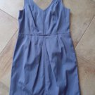 NWT TALBOTS Blue Sleeveless Fit & Flare Sheath Dress 18