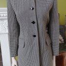 ESCADA Vintage Harlequin Classic Jacket Blazer 38