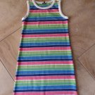 NWT TALBOTS Striped Stretch Jersey Shift Dress XS