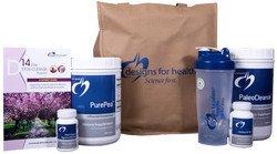Detox: Original 14 Day Program with Unflavored PurePea