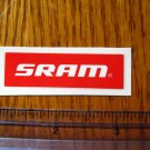 SRAM RED Mountain Bike Bikes ROAD Shox A STICKER DECAL