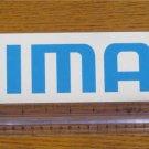 Shimano BIG Road Mountain Bike Cycling - STICKER DECAL