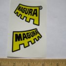 MAGURA BRAKES Mountain Bike Bicycle Race STICKER DECAL
