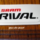 RIVAL Sram Mountain Bike Bikes ROAD Shox STICKER DECAL