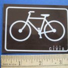 CIVIA Road Tri Mountain Ride Bike Bicycle DECAL STICKER