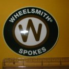 WHEELSMITH  MOUNTAIN BIKE BICYCLE FRAME STICKER DECAL
