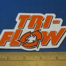 TRI FLOW lube Bike Bicycle road tri ride Sticker Decal