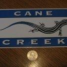 CANE CREEK SHOCK BIKE MOUNTAIN ROAD STICKER DECAL BIG