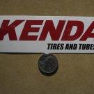 BIG KENDA TIRES BMX MTB STICKER DECAL BIKE NEW CYCLING