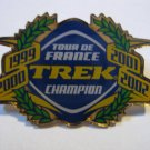 2002 USPS Lance Armstrong Cycling PRO CYCLING TEAM Pin