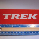 "6"" TREK Bicycle Bike Road Mountain Tri Race Frame Car truck Rack Sticker Decal"