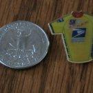 2003 5x (Five Time) LANCE ARMSTRONG Trek Bicycle USPS TOUR DE FRANCE BIKE PIN