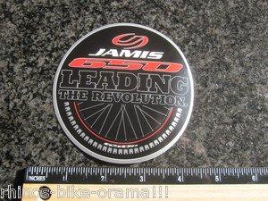 JAMIS 650b  Wheel Race Jump BMX BIKE RIDE FRAME Car Rack STICKER DECAL